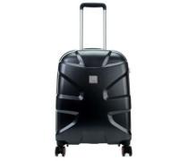 X2 4-Rollen Trolley graphit 55 cm