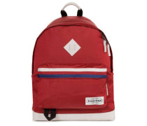 Authentic Wyoming Rucksack 14″ rot