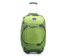 Sojourn 60 Rucksack-Trolley grün 64 cm