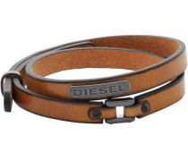 Stackables Armband braun