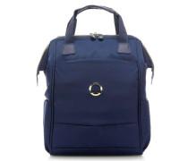 Montrouge Laptop-Rucksack 13″ blau