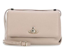 Balmoral Schultertasche taupe