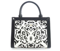 Class Venus Handtasche schwarz/weiß