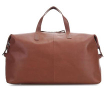 Leather Classics Holly Weekender braun 44 cm