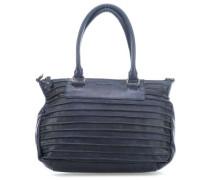 Riffel Liebchen Handtasche dunkelblau