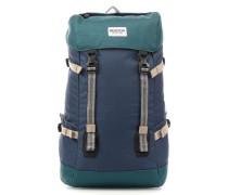 Tinder 2.0 Rucksack 15″ blau/grün