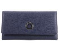 Mellow Leather Geldbörse dunkelblau
