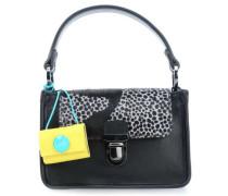 Angie.B S Handtasche schwarz/braun