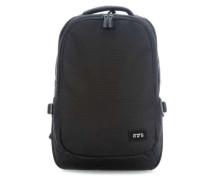 Tedwin Laptop-Rucksack 14.1″ schwarz
