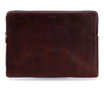 Barbican Laptophülle 15″ dunkelbraun