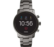 Q Explorist Smartwatch anthrazit