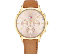 Casual Sport Chronograph gold