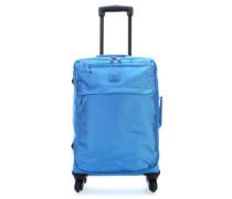 Siena 4-Rollen Trolley hellblau 55 cm