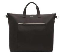 Vintage Rony Handtasche 13″ schwarz