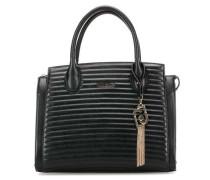Frivola Handtasche schwarz