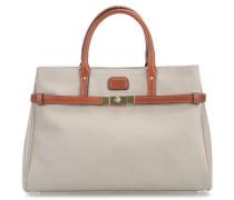 Life Handtasche beige