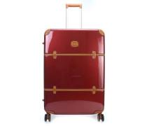 Bellagio 4-Rollen Trolley rot 70 cm