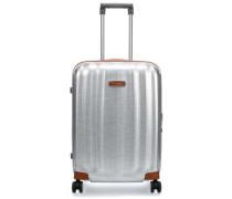 Lite-Cube DLX 4-Rollen Trolley silber 55