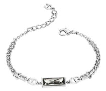 Fashion Art Déco Chic Armband silber