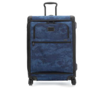Alpha 2 4-Rollen Trolley navy 66 cm