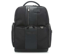 Laptop-Rucksack 15,6″ schwarz
