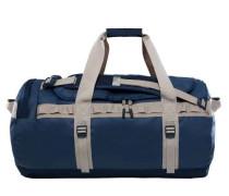 Base Camp Reisetasche blau/weiß 64 cm