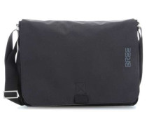 Punch Style 49 13'' Laptop Messenger schwarz