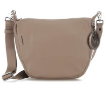 Mellow Leather Umhängetasche taupe