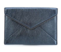 Leo Clutch blau metallic