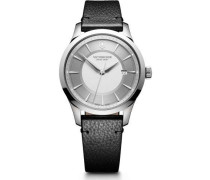 Alliance Schweizer Uhr silber