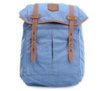 No.21 Medium Rucksack 16″ blau