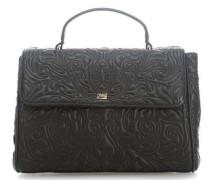 Class Blossom Handtasche schwarz