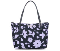 Watson Lane Small Maya Shopper schwarz
