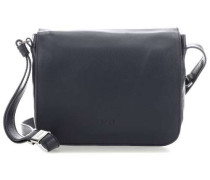 Lady Top 12 Schultertasche navy