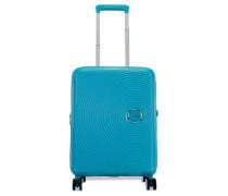 Soundbox 4-Rollen Trolley aquamarine 55 cm