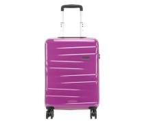 Vision 4-Rollen Trolley violett