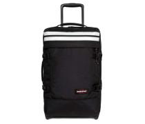 Tranverz Rollenreisetasche schwarz