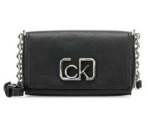 CK Cast Umhängetasche schwarz