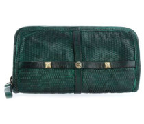 Clematide Geldbörse smaragdgrün