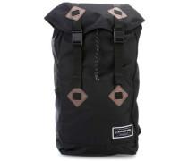 Trek II Rucksack 15″ schwarz