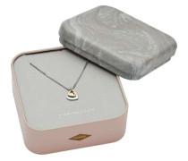 Halskette gold/silber