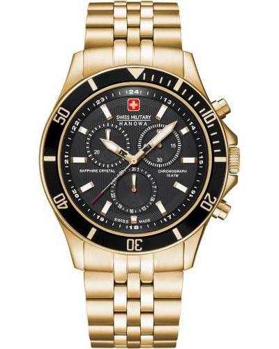 Swiss Military Hanow Flagship Chrono Chronograph