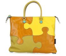 Basic G3 M Handtasche gelb