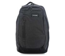 Network 30 Laptop-Rucksack 17″ schwarz/weiß