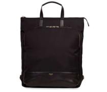 Mayfair Harewood Rucksack-Tasche 15″ schwarz