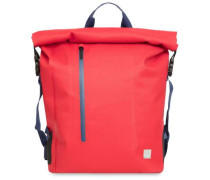 Thames Cromwell Rolltop Rucksack 14″ rot