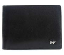 Gaucho Secure RFID Geldbörse schwarz