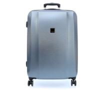 Xenon 360four 4-Rollen Trolley blaugrau 74