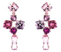 Satara Ohrringe pink