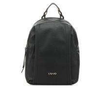 Brillante Rucksack schwarz